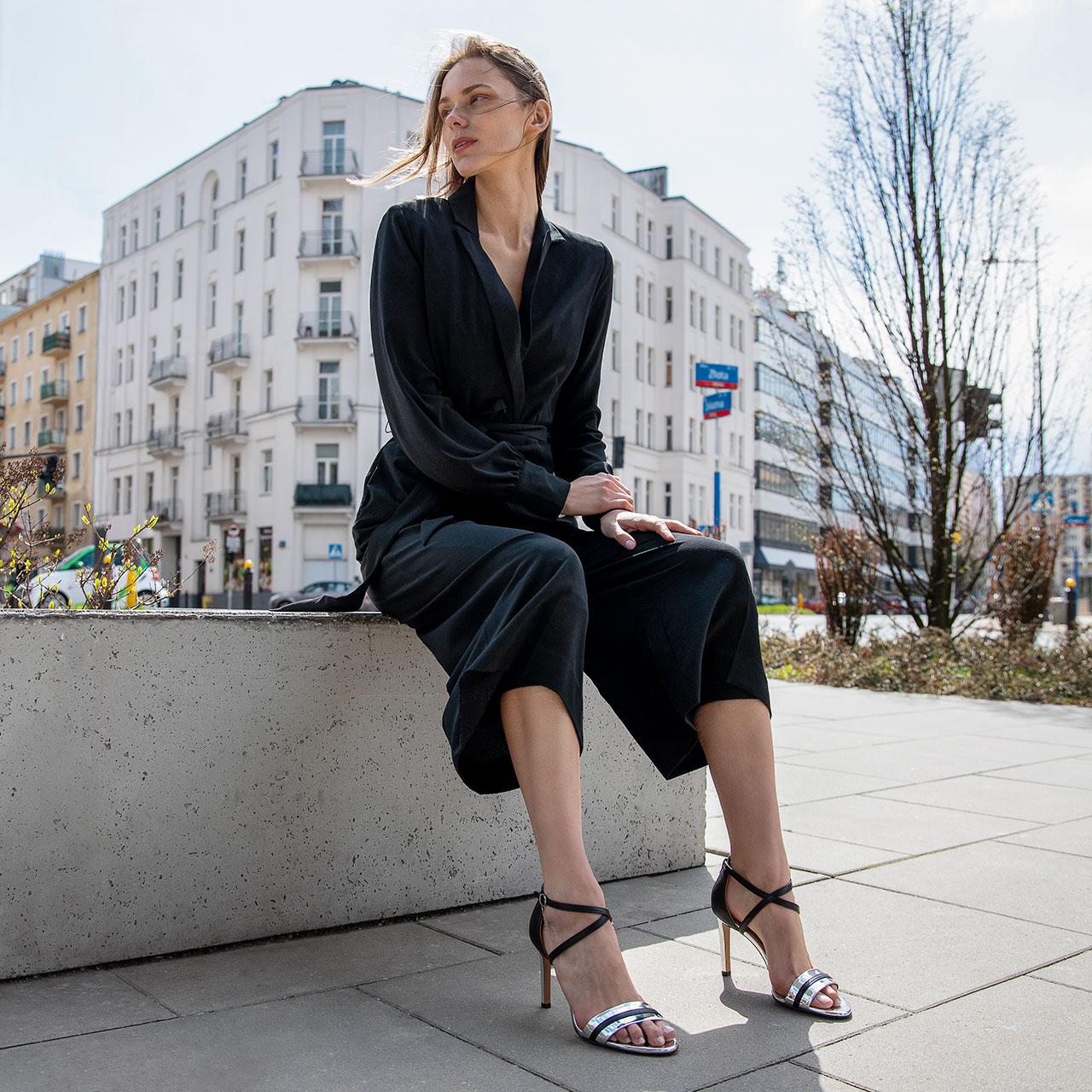 Wygodne i eleganckie buty na lato.